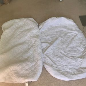 Crib Mattress waterproof protector pad lot